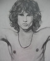Jim Morrison by AwesomeNickname
