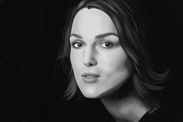 Keira Knightley by AwesomeNickname