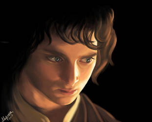 Frodo Baggins by AwesomeNickname
