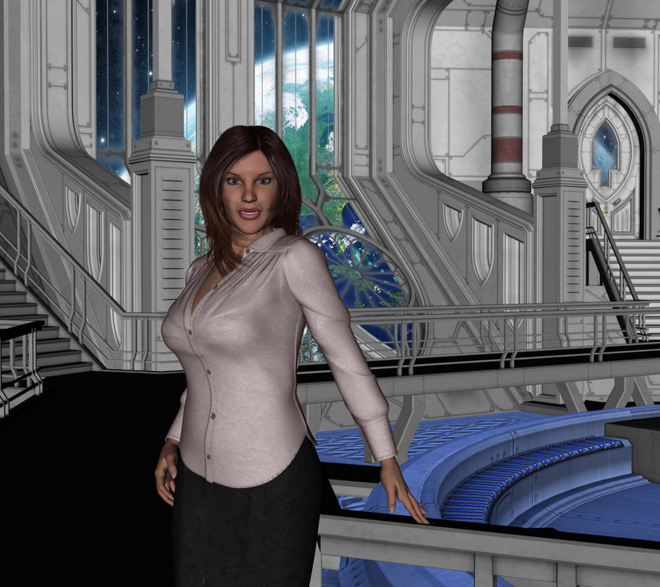 Announcement of Valhalla One by Lady-Quantum