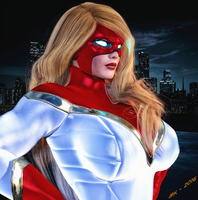 Lady Quantum: Heroine Appreciation Day