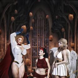 Lady Quantum's 2016 Halloween Bash, Part 14