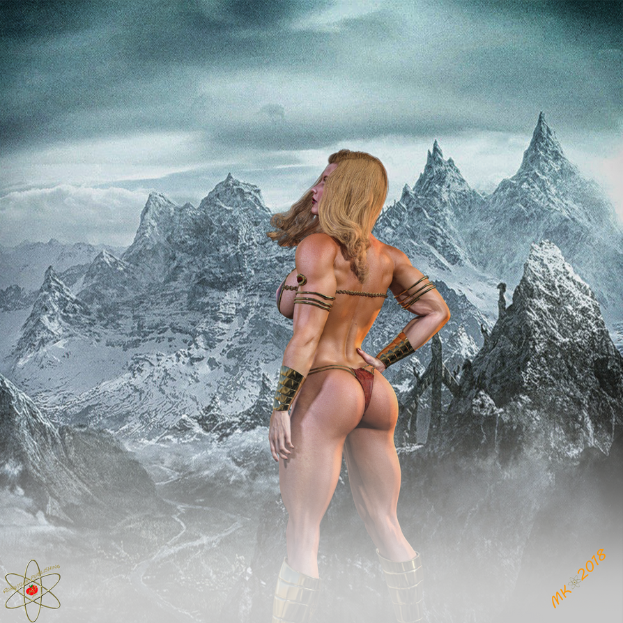Mountain View by Lady-Quantum