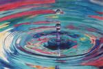 Watercolor Drop#1