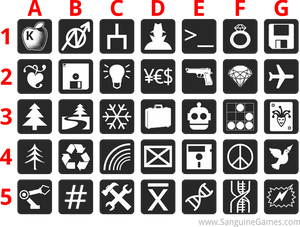 Bleeding Edge Icon Designs