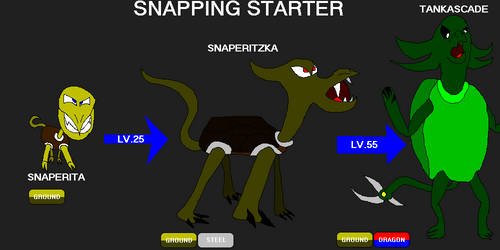 Snapping Starter by ElijahZx360