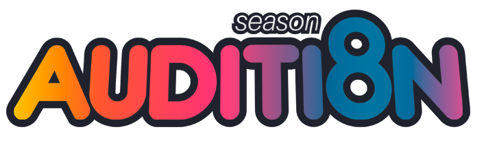 AUDITION SEASON8 Logo