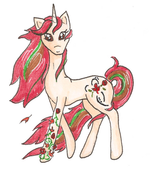 Maple Rose: MLP OC