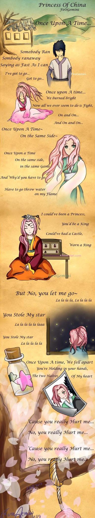 Princess of China by FireGemini
