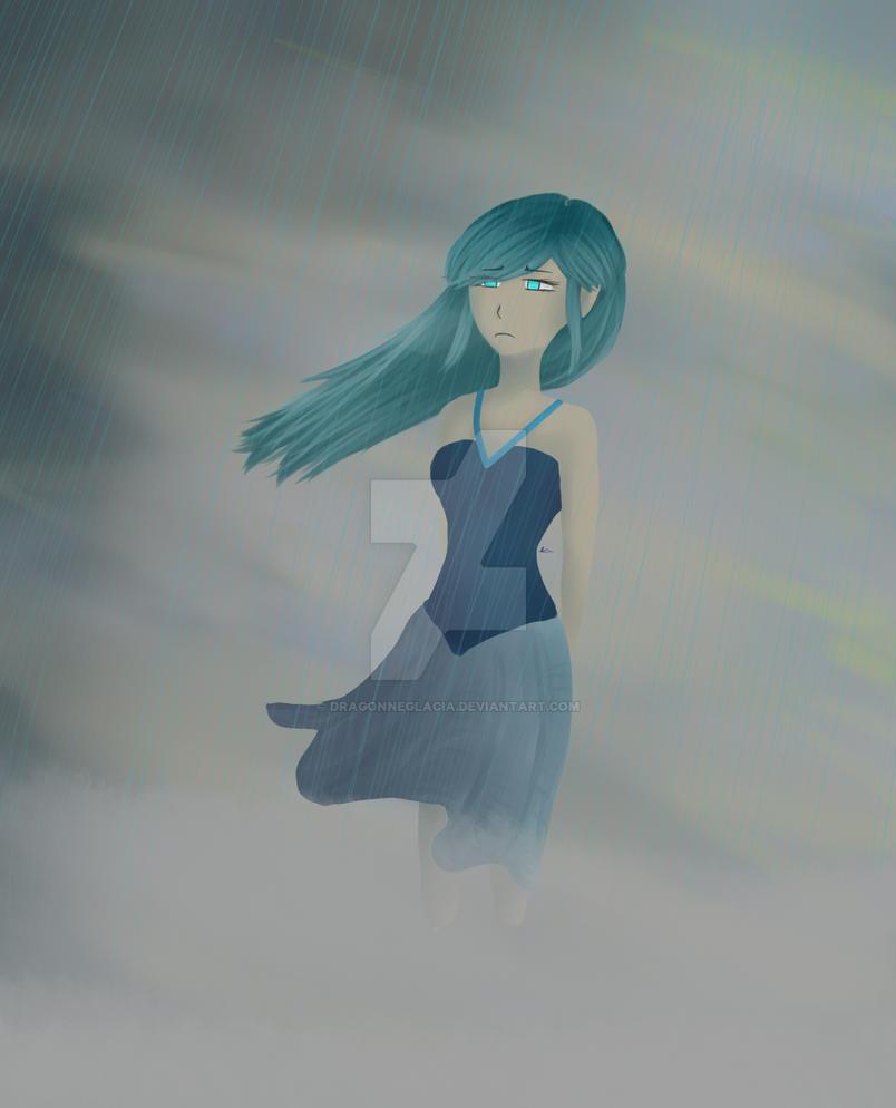 She Waits by dragonneGlacia