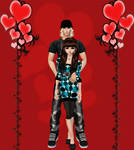 Me and my Boyfriend - IMVU style
