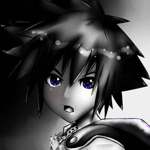 Sora in Black and White