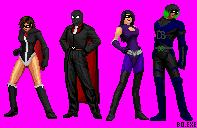 [COM] - Nightman Crew by BlackOutDotEXE