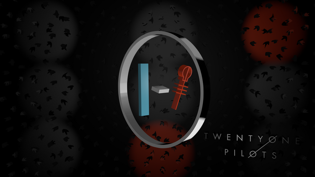 Twenty One Pilots Extreme Hi Res 3D Wallpaper By NerdofRage