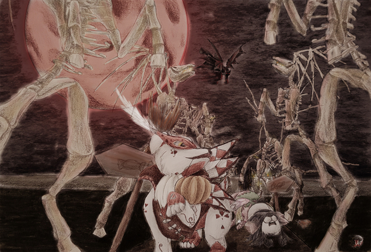 La chasse est ouverte ! by Theselia