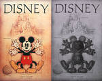 Da Vinci Mickey Mouse