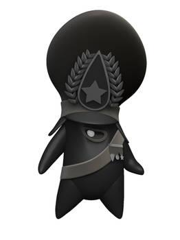 Comrade Black - de Blob 2