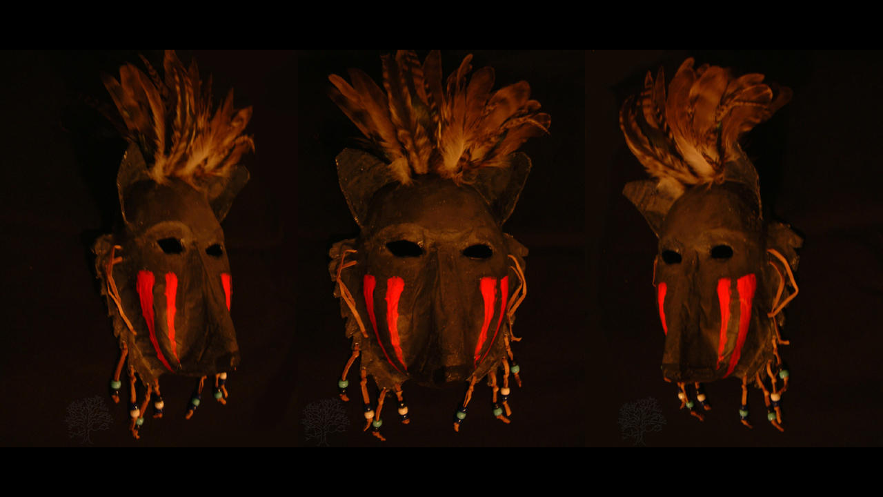 wolf mask by shalonpalmer on deviantart