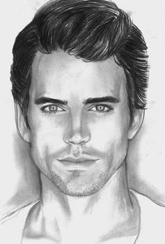 Matt Bomer Portrait
