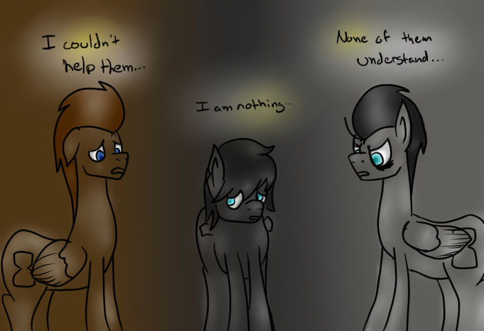 The Doctor, Discorded Whooves, and Zerum by gggfrt on ...