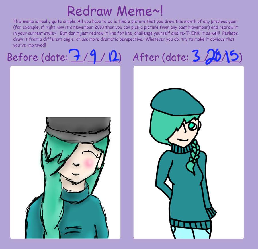Redraw! by gggfrt