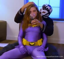 Batgirl Hypnotized by sleepy-superheroines