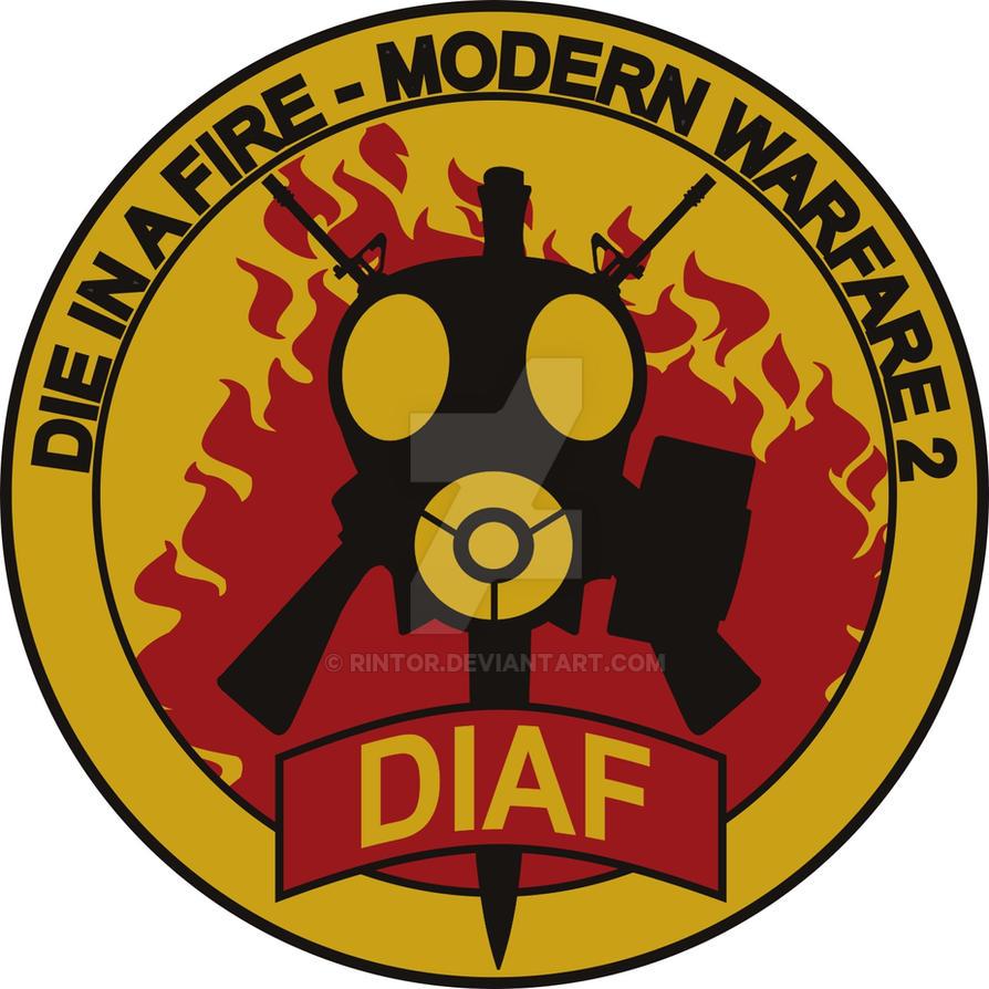 DIAF MW2 Clan Logo by rintor on DeviantArt