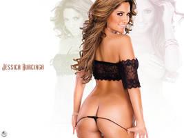 Jessica Burciaga by MIDNITESTORM02
