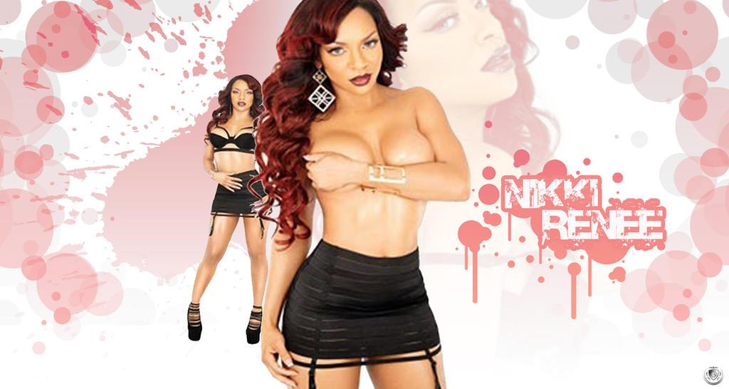 Nikki Renee2 by MIDNITESTORM02