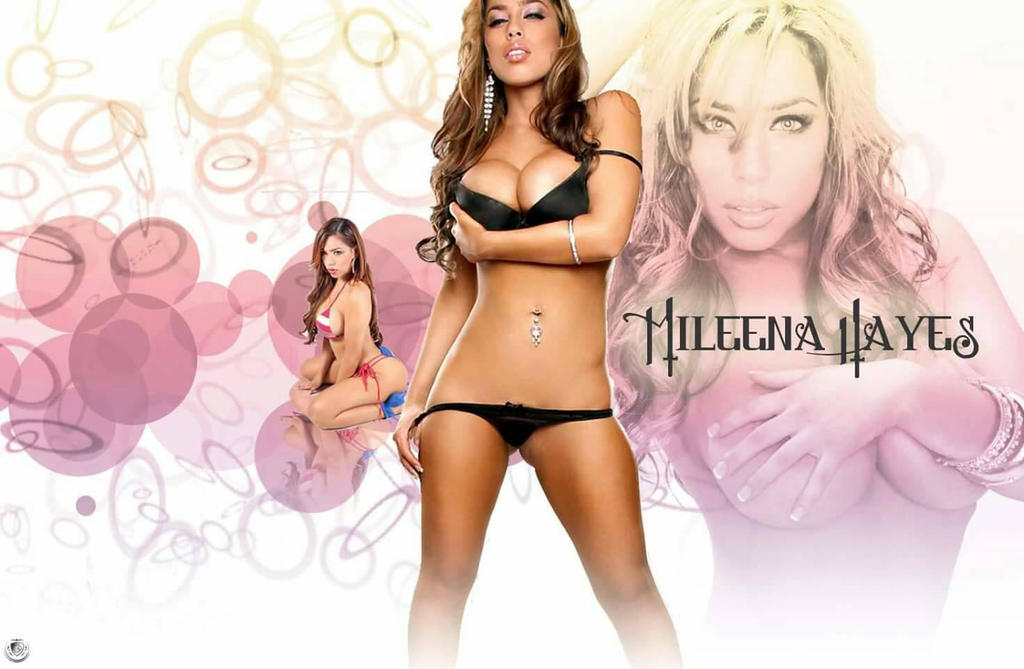 Mileena Hayes by MIDNITESTORM02