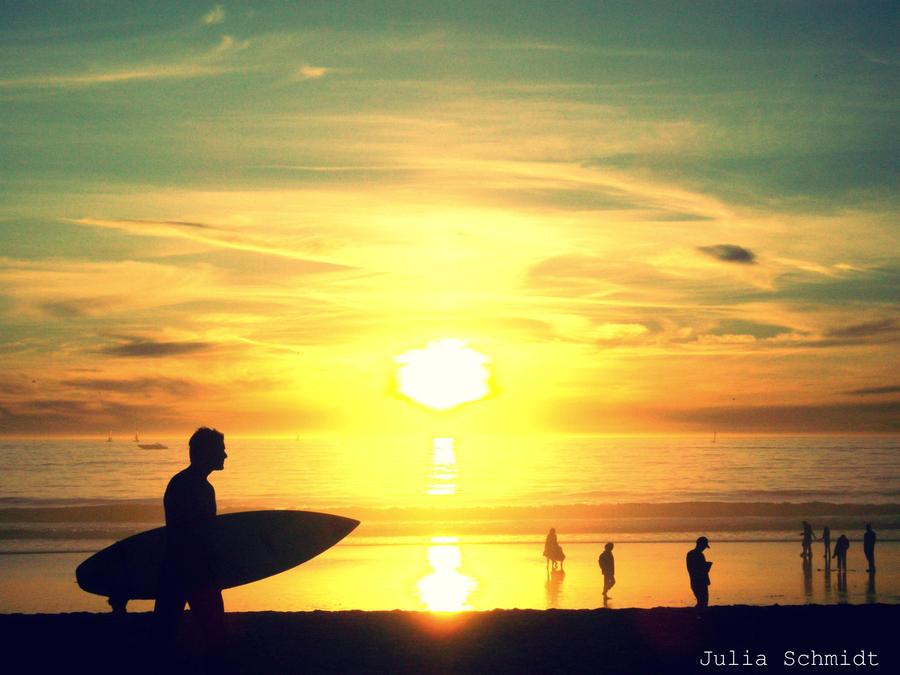 California Dreaming by juliaschmidt
