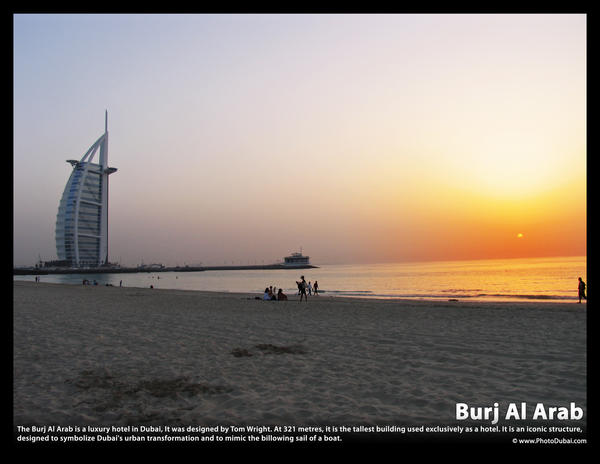 Burj View From Jumeirah By Atlasiali On Deviantart