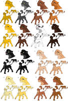 lion king adoptables CLOSED