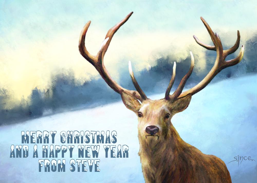 Christmas Card 2016 by Smoozles