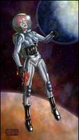 Hello Spacegirl! by Smoozles