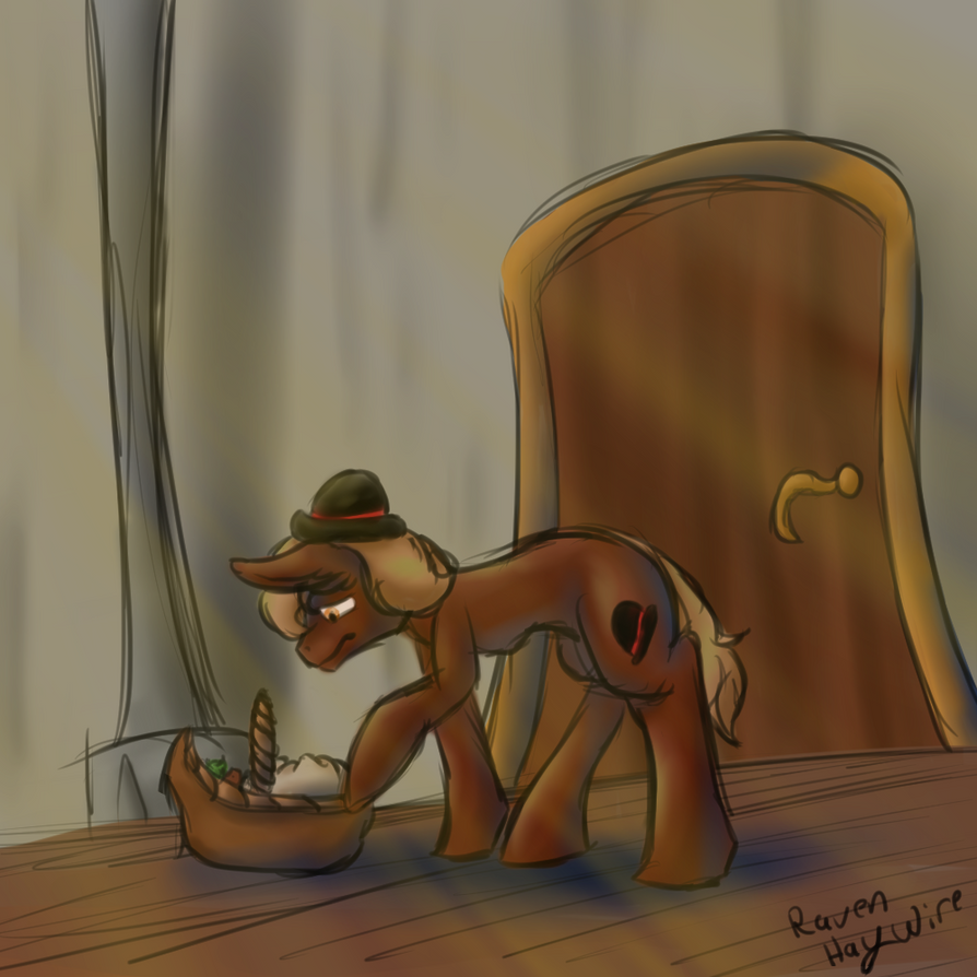 Copperquick by RavenHaywire