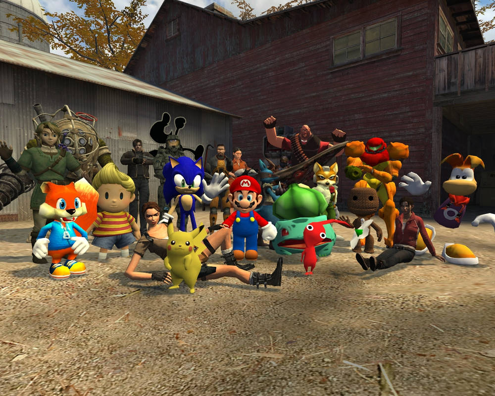 GM 22: Gamers UNITE by Steffanic on DeviantArt