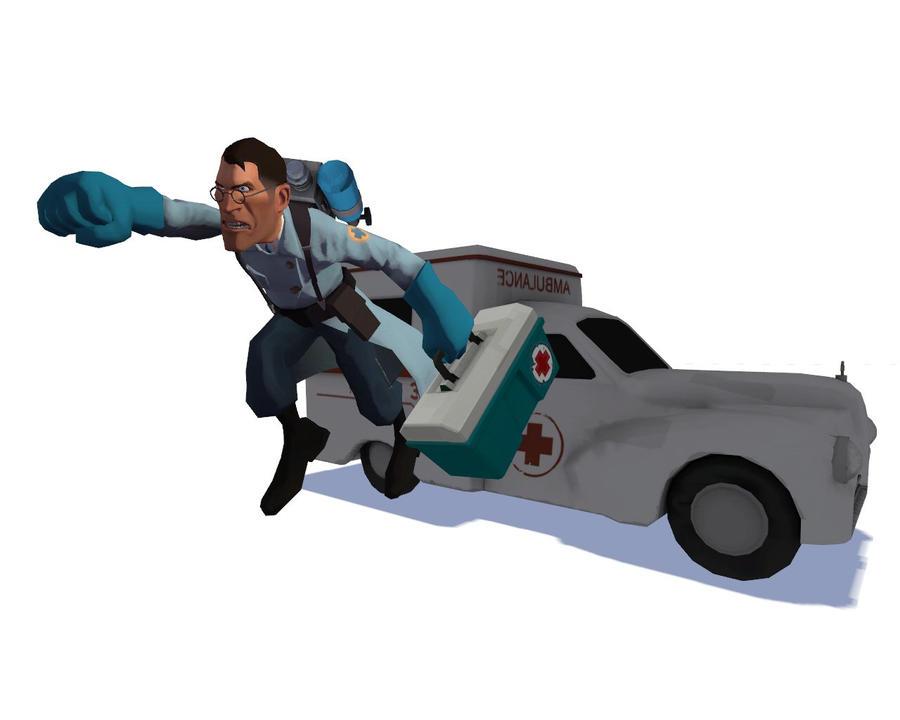 GM: Daft Medic by Steffanic