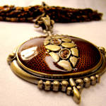 Tribal Belly Dance Necklace