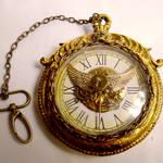Clockwork Bling Pocketwatch