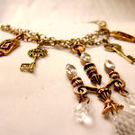 Wonderland Charm Necklace