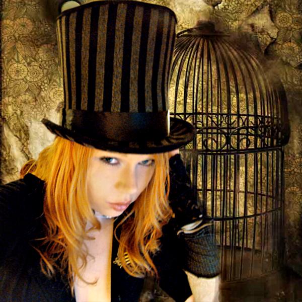 Slash meets Jules Verne HAT by SteamSociety