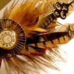 Clockhands Tribal Headdress