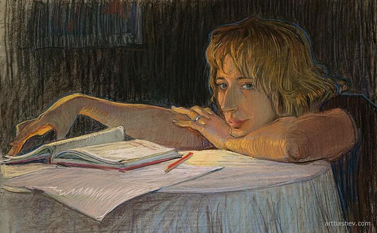 Portrait13 by Artbashev