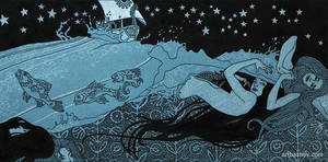 Illustration 'Sadko'