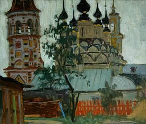 landscape 8 by Artbashev