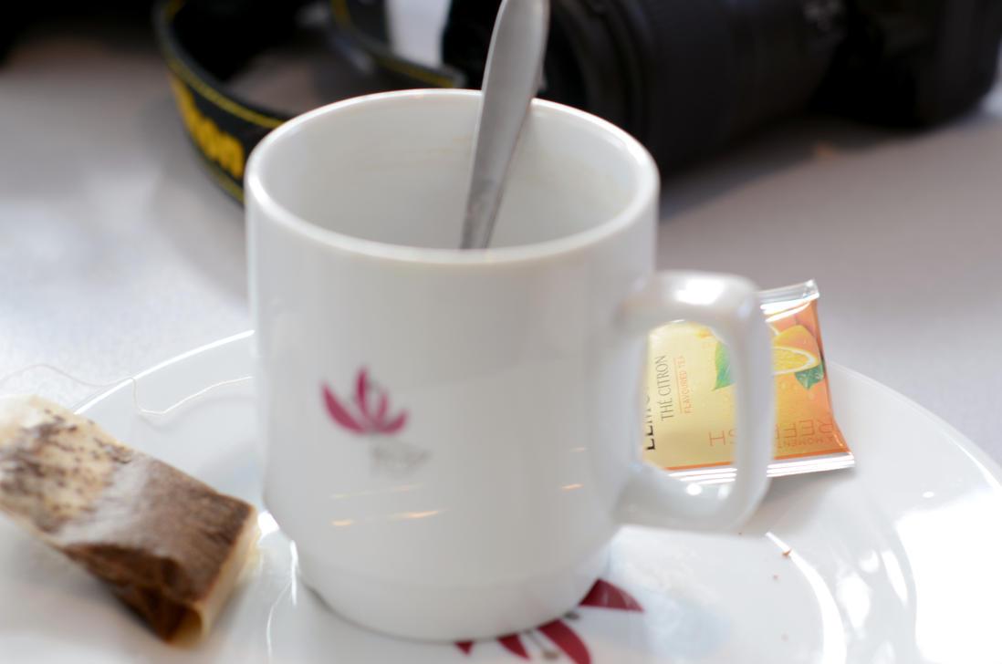 Exactly My Cup of Tea by Kaera-Neko