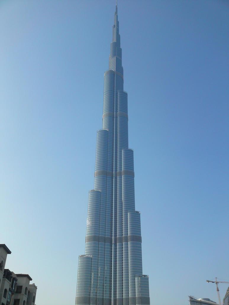 Burj Dubai by XAzooozX