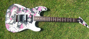 My finished Guitar