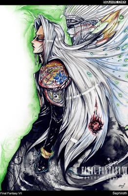FF7 Sephiroth, Jenova